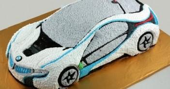 Bộ sưu tập những hình ảnh bánh sinh nhật hình xe đẹp và ngộ nghỉnh nhất 5