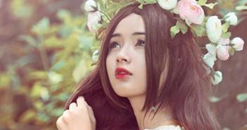 Bộ sưu tập những hình ảnh dễ thương đáng yêu của hot girl ảnh thẻ 4