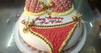 Những hình ảnh bánh sinh nhật hết sức độc đáo và ngộ nghỉnh nhất 7
