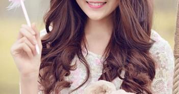 Những hình ảnh hot girl xinh lung linh với nụ cười rạng rỡ 12