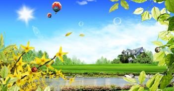 Những hình ảnh thiên nhiên tuyệt đẹp thơ mộng và lãng mạn nhất 12