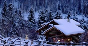 Những hình ảnh thiên nhiên về mùa đông đẹp và vô cùng hùng vĩ 1