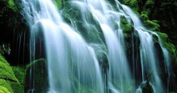 Những hình ảnh thiên nhiên với những dòng thác chảy vô cùng ấn tượng 6