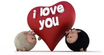 Bộ ảnh bìa facebook chữ I Love You đẹp lãng mạn và ấn tượng 11