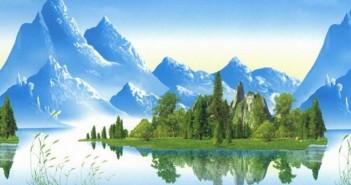 Hình ảnh thiên nhiên 3D tuyệt đẹp và ấn tượng cho hình nền máy tính 8