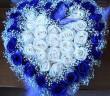 Những bó hoa hồng hình trái tim tặng 20-10 cho bạn gái 6