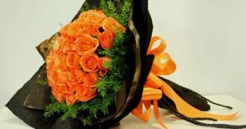 Những bó hoa hồng ý nghĩa và lãng mạn trong ngày lễ 20-10 9