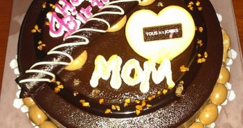 Những hình ảnh bánh sinh nhật ý nghĩa danh tặng mẹ thân yêu 9