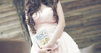 Những hình ảnh hot girl xinh xắn đáng yêu như những nàng công chúa 2