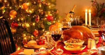 Giáng sinh 2015 với những bàn tiệc đẹp mắt lộng lẫy nhất mang lại cảm giác ấm cùng hạnh phúc 6