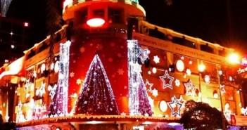 Giáng sinh đẹp thơ mộng tại Sài Gòn nơi đến không thể bỏ qua khi đi du lịch mùa đông 1