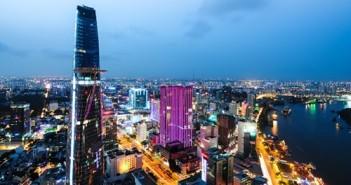 Hình ảnh giáng sinh đẹp tại thành phố Hồ Chí minh cùng những ánh đèn lung linh rạng ngời 7