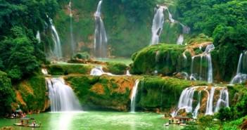 Những cảnh thiên nhiên thác chảy đẹp nhất thế giới 2