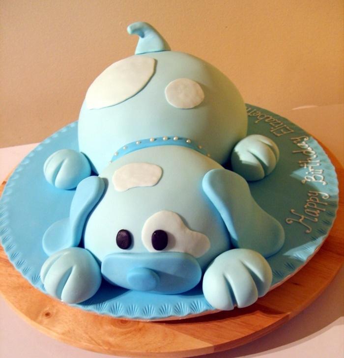 Những hình ảnh bánh sinh nhật đáng yêu và ngộ nghỉnh nhất thế giới 6