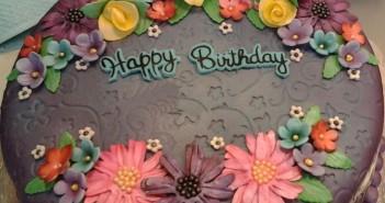 Những hình ảnh bánh sinh nhật dễ thương và đáng yêu nhất 2016 nhé 7