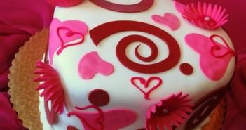 Những hình ảnh bánh sinh nhật dễ thương và đáng yêu nhất dành tặng bạn gái 5