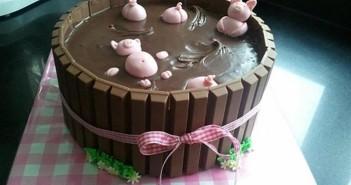 Những hình ảnh bánh sinh nhật hài hước và ngộ nghỉnh 4