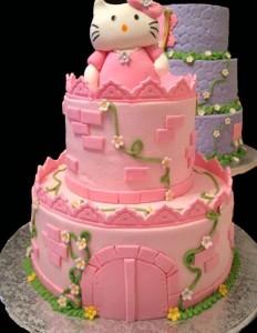 Những hình ảnh bánh sinh nhật màu hồng vô cùng dễ thương và lãng mạn 10