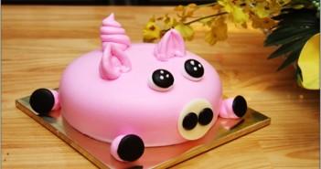 Những hình ảnh bánh sinh nhật ngộ nghỉnh và đáng yêu nhất dành cho bé yêu 3