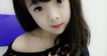 Những hình ảnh bé gái xinh như hot girl đang làm đốn tim dân mạng 3