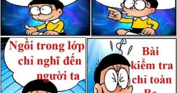 Những hình ảnh hoạt hình Doremon chế hài hước và ngộ nghỉnh 1