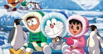 Những hình ảnh hoạt hình Doremon dễ thương và ngộ nghỉnh nhất 1