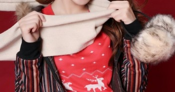 Những hình ảnh hot girl xinh xắn đáng yêu trong ngày lễ Giáng Sinh 1