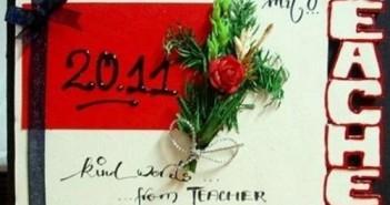 Thiệp 20-11 handmade đẹp độc đáo dành tặng quý thầy cô nhân ngày nhà giáo Việt Nam 1