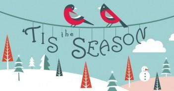 'Tis the season! tại sao lại xuất hiện trên trang chủ google ngày 23-12-2015