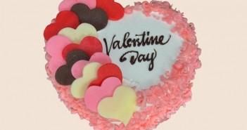 Bánh kem valentine ngọt ngào và lãng mạn để dành tặng cho một nửa của bạn 11