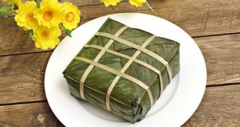 Hình ảnh bánh chưng đẹp mang đầy hương vị xuân trong ngày tết cổ truyền 1