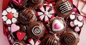 Hình ảnh chocolate ngọt ngào và lãng mạn nhất dành cho ngày 14/2 6