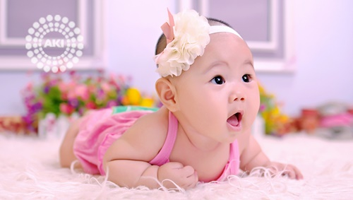 Hình baby dễ thương nhất cho máy tính 19