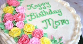 Những chiếc bánh sinh nhật nhật đẹp nhất để dành tặng cho mẹ yêu trong ngày sinh nhật 3