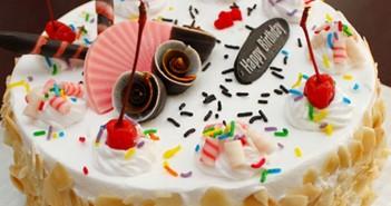 Những chiếc bánh sinh nhật vô cùng ngọt ngào và lãng mạn để tặng người yêu trong ngày sinh nhật 3