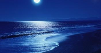 Những hình ảnh biển đêm lung linh huyền ảo tạo cảm giác vô cùng đặc biệt 1