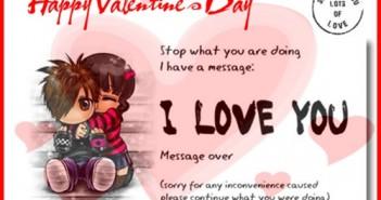 Thiệp chúc mừng valentine 2016 đẹp ấn tượng nhất cho ngày lễ tình nhân 1