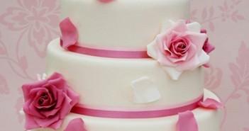 Tuyển tập bánh cưới đẹp rực rỡ và vô cùng lãng mạn dành cho bạn 3