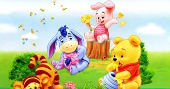 Tuyển tập hình ảnh gấu Pooh và những người bạn vô cùng đáng yêu và ngộ nghĩnh 1