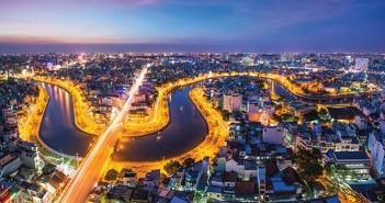Tuyển tập hình ảnh thành phố về đêm rực rỡ lung linh muôn sắc màu 3