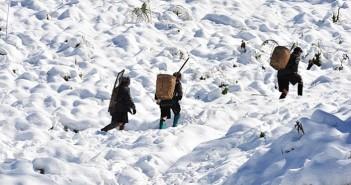 Tuyển tập hình ảnh tuyết rơi trắng xóa tuyệt đẹp ở Sapa sẽ khiến bạn ngỡ ngàng 4