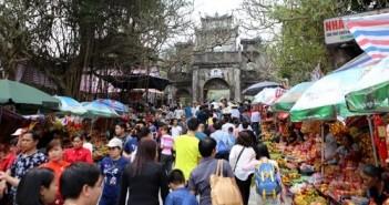 Chùa Hương - kinh nghiệm đi lễ hội chùa hương 5