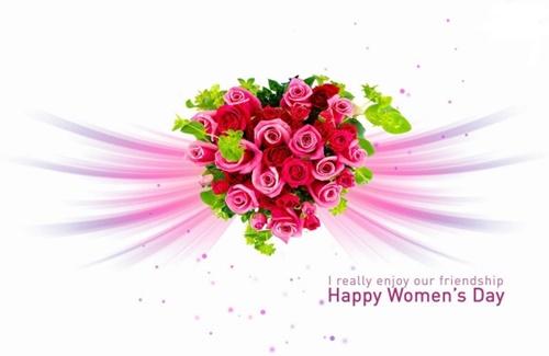 Hình ảnh đẹp ngày 8 tháng 3 hay ý nghĩa nhất nhân ngày quốc tết phụ nữ 6
