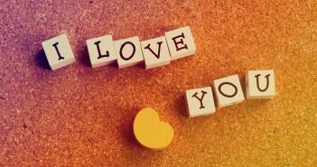 Tuyển tập ảnh bìa facebook chữ I LOVE YOU đẹp và lãng mạn 2