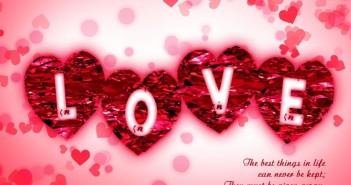 Tuyển tập ảnh bìa facebook chữ LOVE ngọt ngào và ý nghĩa 5