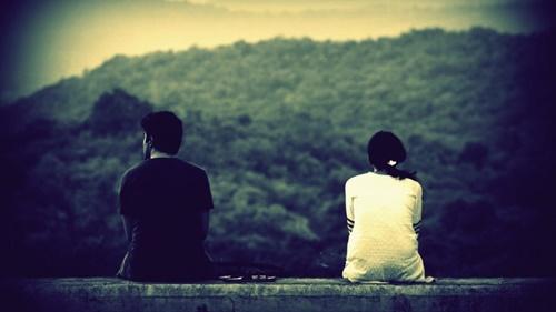 Hình ảnh đẹp buồn về tình yêu cảm động nhất được giới trẻ chia sẻ mạnh 13