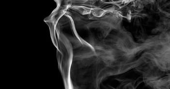 Hình ảnh khói thuốc buồn nghệ thuật đẹp độc đáo 11