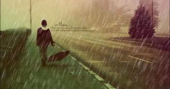 Hình ảnh mưa buồn tâm trạng cô đơn nhất cho những bạn thích mưa 1