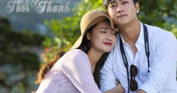 Hình ảnh Nhã Phương và Kang Tae Oh trong Tuổi thanh xuân 1