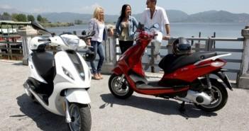 Hình ảnh những mẫu xe máy có cốp xe rộng nhất dành cho phụ nữ 3